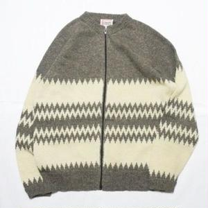 Tawahi Knitwear Home Crafted Zip Knit 44