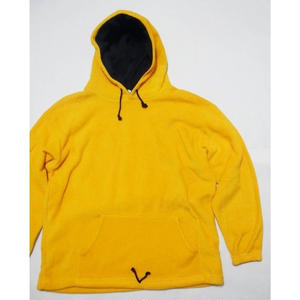 Yellow Fleece Parker S MADE IN USA