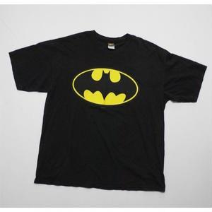 2001 BATMAN BIG LOGO Tshirt  official XL