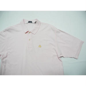 Brooks Brothers  S/s Polo shirt  PINK MADE IN USA