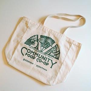 COMMUNITY FOOD CO-OP TOTE BAG