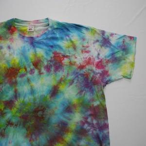 80s~ FRUIT OF THE LOOM  XL タイダイ T-shirt