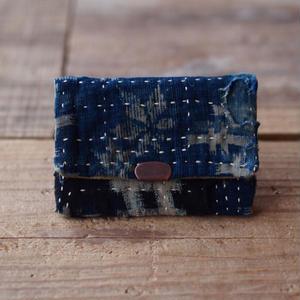 RANRU(襤褸)CARD CASE(JAPAN×USA)