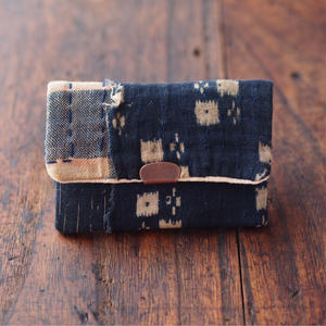 RANRU(襤褸) CARD CASE(JAPAN×USA)