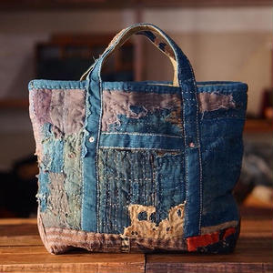 RANRU(襤褸) TOTE BAG(JAPAN×USA)No.02