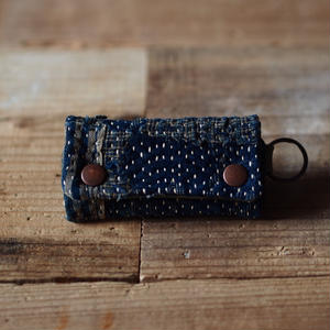 SASHIKO(BORO)KEY CASE(JAPAN×USA)