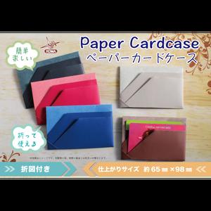 ペーパーカードケース P0089