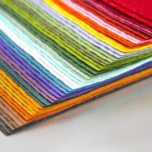 もみ色染紙 25色セット 50枚入