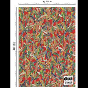 友禅千代紙 360×255㎜ 10枚入 No.201〜210