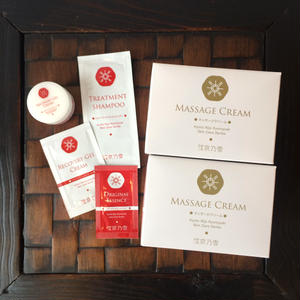 按摩霜兩件組(大) Massage Cream 300g (large set)