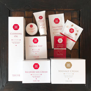 基礎護膚4套裝(大) Basic Skin Care 4 Sets (large set)