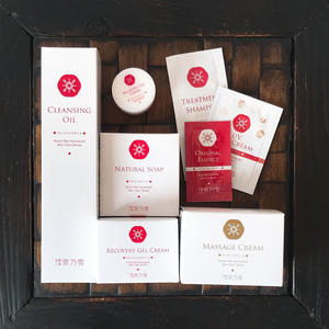 基礎護膚4樣套裝(小) Basic Skin Care 4 Sets (small set)