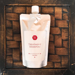護髮洗髮精  補充包 Treatment Shampoo Refill Pouch 330ml