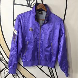 【90's】Kappaパープルジャージジャケット
