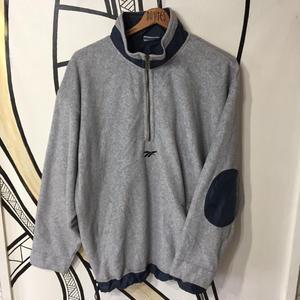 【90's】リーボックビッグシルエットフリースジャケット