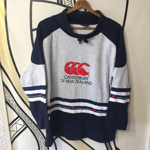 【90s】CANTERBURY OF NEW ZEALAND ビッグスウェット