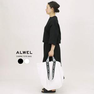 【再々入荷】ALWEL(オルウェル) | CARRIE TOTE BAG