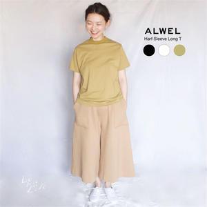 ALWEL(オルウェル) | Harf Sleeve Long T