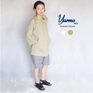 [YARMO(ヤーモ) ] Hospital Smock