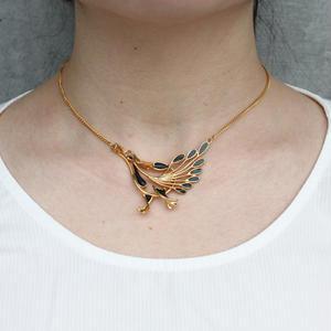 ORENA<オレナ>鳥のネックレス フランス製_228