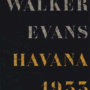 HAVANA 1933 /WALKER EVANS
