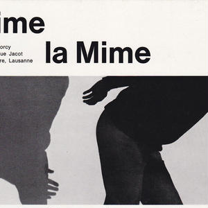 J'aime la Mime / Monique Jacot