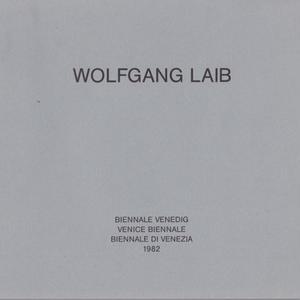 Biennale Venedig 1982 / Wolfgang Laib