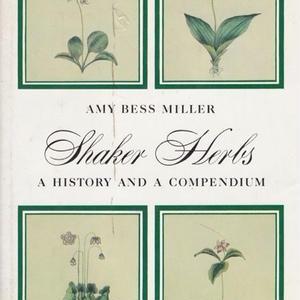 Shaker Herbs / AMY BESS MILLER