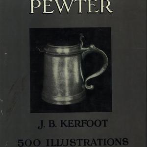 American Pewter / Kerfoot, J. B.