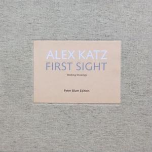 First Sight: Working Drawings / Alex Katz