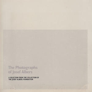 The Photographs Of Josef Albers