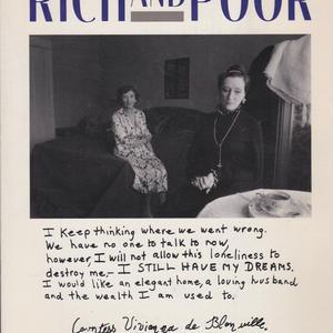 RICH AND POOR / JIM GOLDBERG