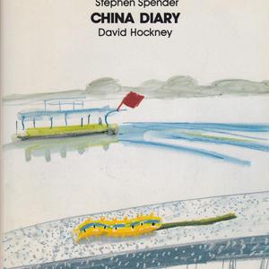 CHINA DIARY / David Hockney ・Stephen Spender