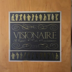 Visionaire #23 :The Emperor's New Clothes  /  Karl Lagerfeld