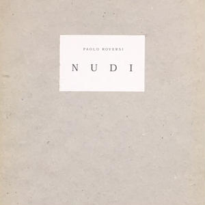 NUDI / PAOLO ROVERSI