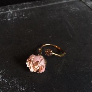 【限定二点】Lilaf つぼみのリング pink