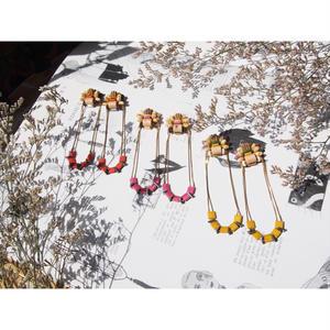 glass chain pierce