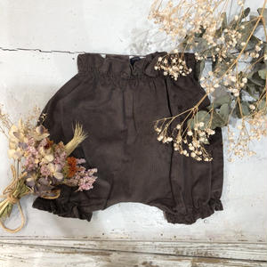 【MAKIE】コーデュロイブルマ/corduroy bloomers (6month・12-18month)