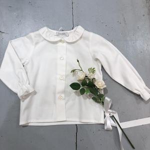 【crochette】ブラウス(12カ月・2才サイズ)