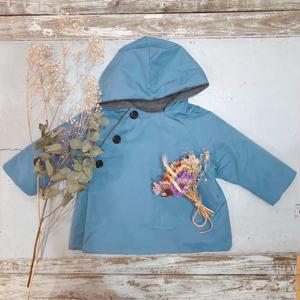 【MAKIE】ガサジャケット/gasa jacket (2才)