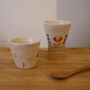 【鈴木佳世さん】フリーカップ