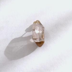 蒔絵ディップ ロックピアス クリア水晶