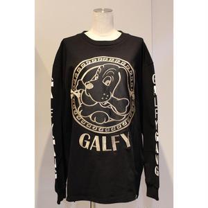 GALFY アノマークのロンティー BLACK