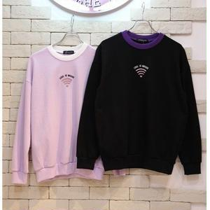 WIFI LOGO SWEAT