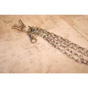 WALLET CHAIN  60/70 SILVER