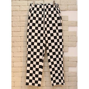 CHECKERBORD E-Z PANTS