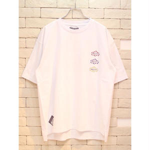 GALFY カンバン TEE  WHITE