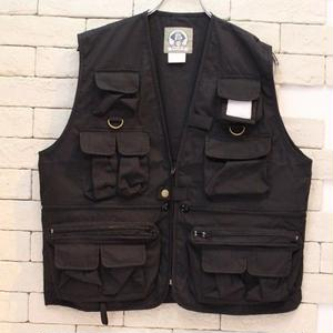 ROTHCO UNCLE MILTY TRAVEL VEST BLK