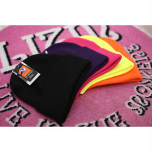 NEW HATTAN  ACRYLIC KNIT HAT