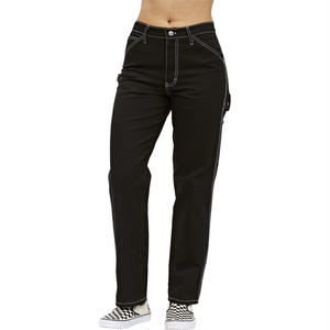 DICKIES GIRL CARPENTER PANTS BLACK